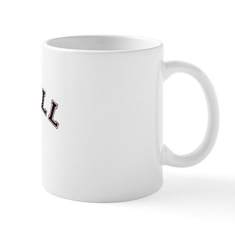 Paintball girl Mug