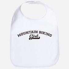 Mountain Biking girl Bib