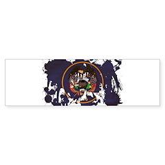 Utah Flag Bumper Sticker