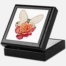 Caterfly Keepsake Box