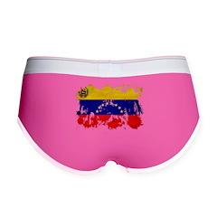 Venezuela Flag Women's Boy Brief