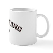 Hang Gliding girl Mug