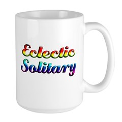 Eclectic Solitary Mug