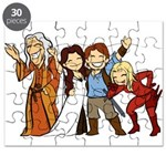 Team Awesome Puzzle