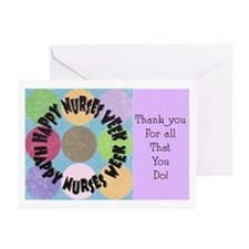 Nurse Week May 6th Greeting Cards (Pk of 10)