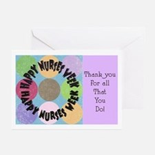 Nurse Week May 6th Greeting Cards (Pk of 10)