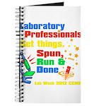 Lab Week 2012 Journal