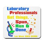 Lab Week 2012 Mousepad