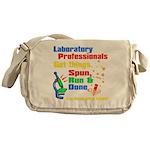 Lab Week 2012 Messenger Bag