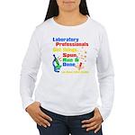 Lab Week 2012 Women's Long Sleeve T-Shirt