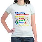 Lab Week 2012 Jr. Ringer T-Shirt