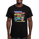 Lab Week 2012 Men's Fitted T-Shirt (dark)