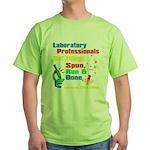 Lab Week 2012 Green T-Shirt