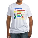 Lab Week 2012 Fitted T-Shirt