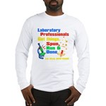 Lab Week 2012 Long Sleeve T-Shirt
