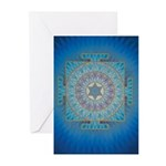 Moon Yantra Cards (6) (for nr.2 people)