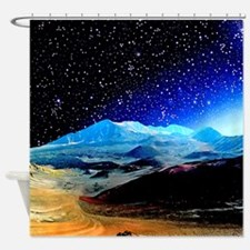 Haleakala Sunrise Maui Shower Curtain