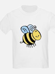 Wobbly Bee Kids T-Shirt
