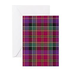 Tartan - Leith Greeting Card