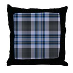 Tartan - Hood Throw Pillow