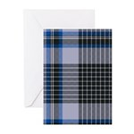 Tartan - Hood Greeting Cards (Pk of 10)