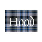 Tartan - Hood Rectangle Magnet (10 pack)