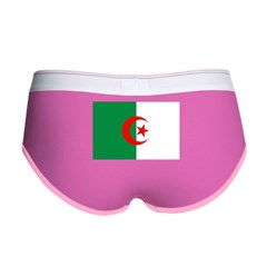 Algeria Flag Women's Boy Brief