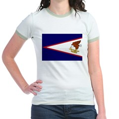 American Samoa Flag T