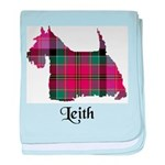 Terrier - Leith baby blanket