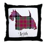 Terrier - Leith Throw Pillow
