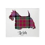 Terrier - Leith Throw Blanket