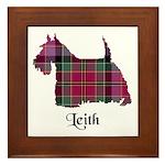 Terrier - Leith Framed Tile