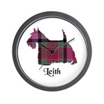 Terrier - Leith Wall Clock