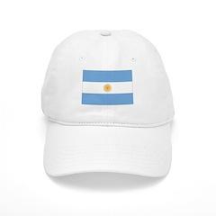 Argentina Flag Baseball Cap