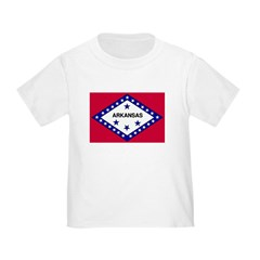 Arkansas Flag T