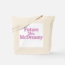 Future Mrs. McDreamy Tote Bag