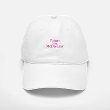 Future Mrs. McDreamy Baseball Baseball Cap