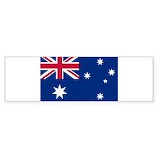 Australia Flag Car Sticker