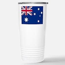 Australia Flag Travel Mug