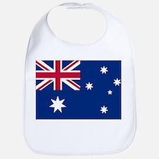 Australia Flag Bib