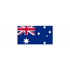 Australia Flag 42x14 Wall Peel