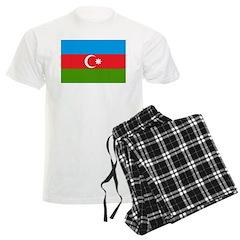 Azerbaijan Flag Pajamas