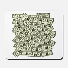 Money! $100 to be exact! Mousepad