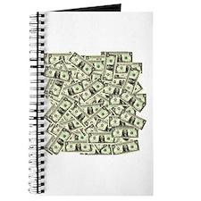 Money! $100 to be exact! Journal