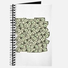 Money! $100 to be exact! Journal
