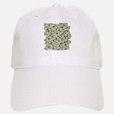 Money! $100 to be exact! Baseball Baseball Cap