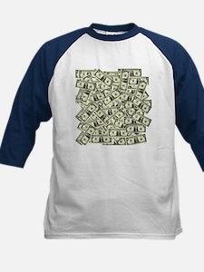Money! $100 to be exact! Kids Baseball Jersey