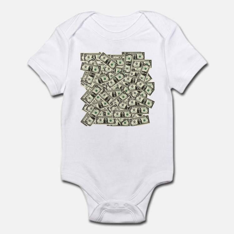 Money! $100 to be exact! Infant Creeper