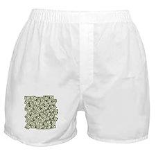 Money! $100 to be exact! Boxer Shorts
