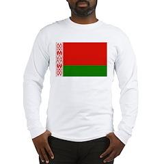 Belarus Flag Long Sleeve T-Shirt